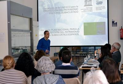 El laboratorio del CEI.Mar se estrena en la defensa de una tesis doctoral