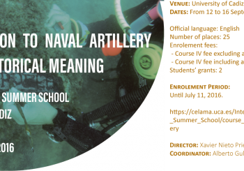 INTRODUCTION TO NAVAL ARTILLERY AND ITS HISTORICAL MEANING
