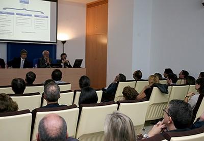 Inauguración de la primera edición del Máster Oficial en Arqueología Náutica y Subacuática.